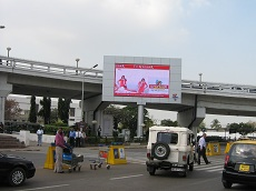 Mumbai Airport Outdoor